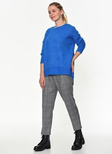 Vero Moda Triko Mavi
